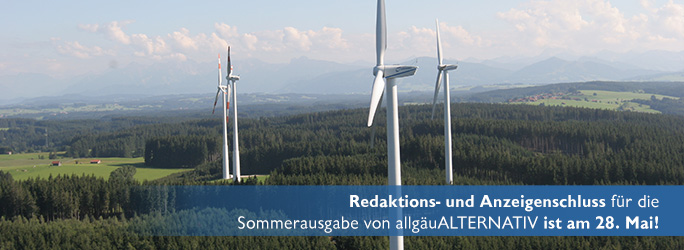 header Allgaeu Alternativ Energie Sommer 2018